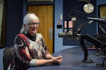 PBS broadcast interview, Richmond, VA